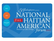 national Haitian American forum