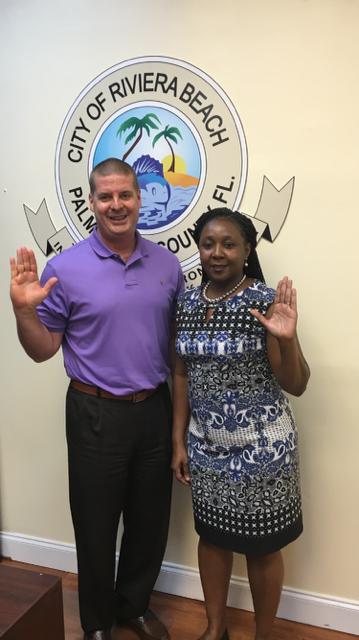 Commissioner Kashamba Miller-Anderson
